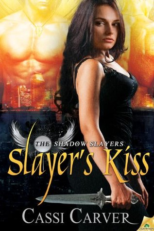 Post Thumbnail of Review: Slayer's Kiss by Cassi Carver
