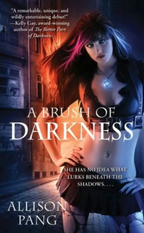 Review: A Brush of Darkness