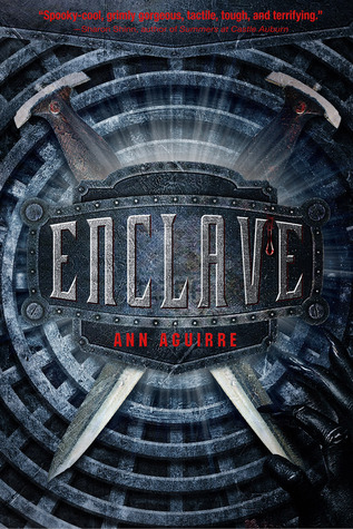 7137327 Must Read Monday: Enclave