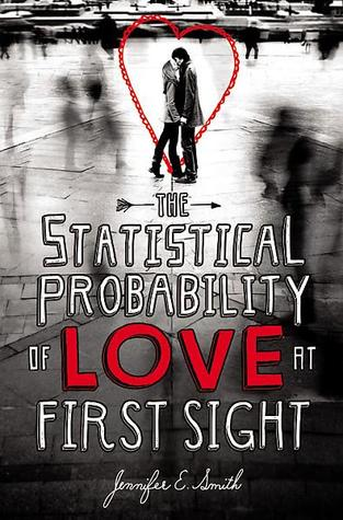 Leslie's Review: The Statistical Probability of Love at First Sight by Jennifer E. Smith