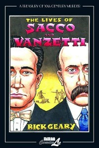 A Treasury of Xxth Century Murder: The Lives of Sacco and Vanzetti