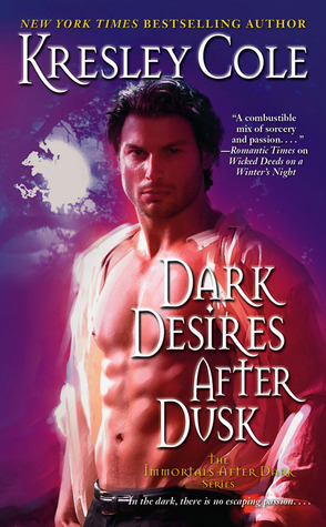Dark Desires After Dusk (Immortals After Dark, #5)
