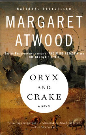Oryx and Crake (MaddAdam Trilogy, #1)