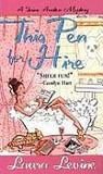 This Pen For Hire (A Jaine Austen Mystery, #1)