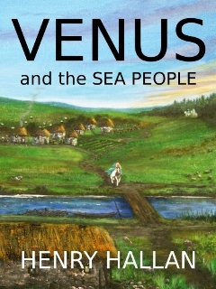 Venus and the Sea People by Henry Hallan