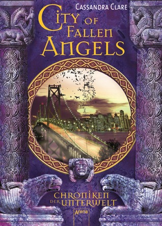 City of Fallen Angels (Chroniken der Unterwelt, #4)