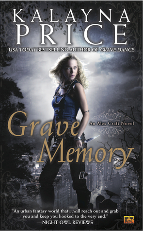 Grave Memory by Kalayna Price cover