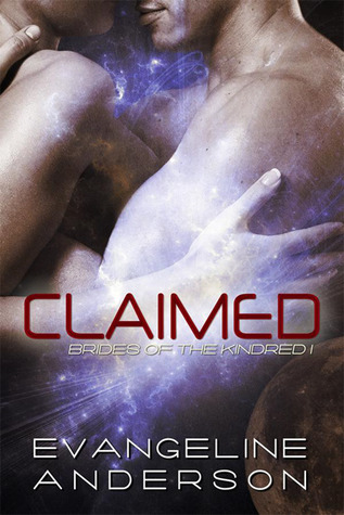Claimed (Brides of the Kindred, #1)
