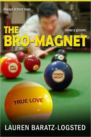 Post thumbnail of Review: The Bro-Magnet by Lauren Baratz-Logsted