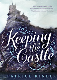 keeping the castle by patrice kindl book cover
