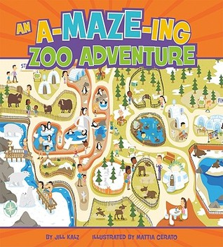 An A-Maze-Ing Zoo Adventure