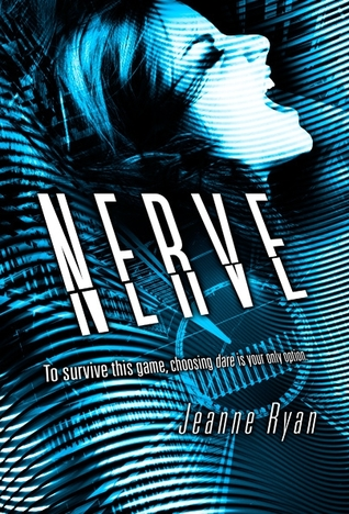 Cover of Nerve by Jeanne Ryan