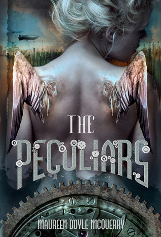 Review: The Peculiars by Maureen Doyle McQuerry