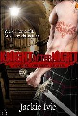 Knight after Night (Vampire Assassin League, #1)