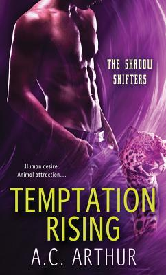 Temptation Rising (The Shadow Shifters #1)