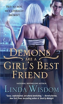 Demons Are a Girl's Best Friend (Demons, #1)