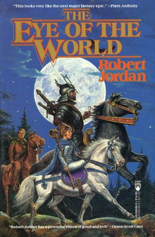 Top Ten Favorite Adult High Fantasy Novels