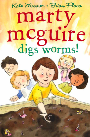 Marty McGuire Digs Worms! - Library Edition
