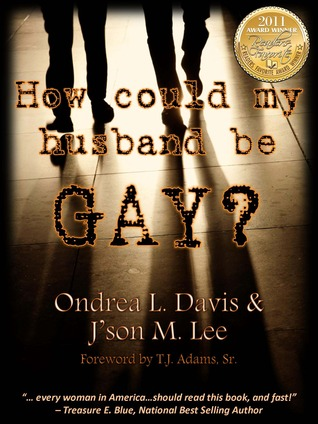 How could my husband be GAY? My rating: