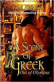 A Scent of Greek (Out of Olympus, #2)