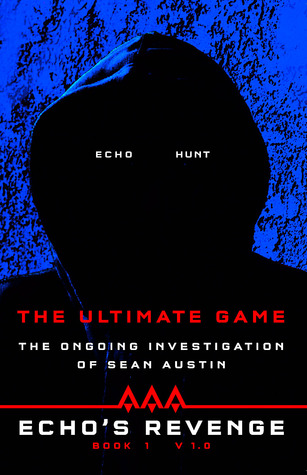 Book Review: ECHO's revenge (Book 1), By Sean Austin Cover Art