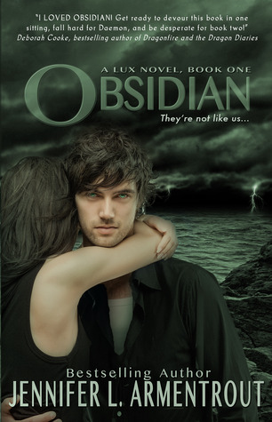5 stars for Obsidian (A Lux Novel #1) by Jennifer L. Armentrout