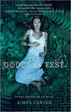 The Goddess Test (Goddess Test, #1)