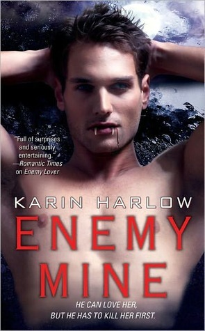 Enemy Mine by Karin Harlow (L.O.S.T. #2)