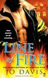 Line of Fire (Firefighters of Station Five, #4)