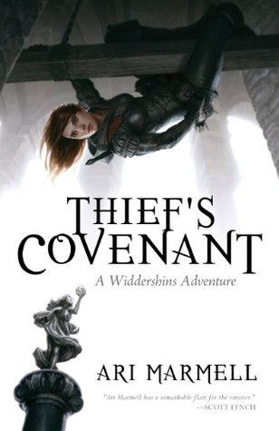 Thief's Covenant (A Widdershins Adventure, #1)