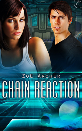 Post Thumbnail of Review: Chain Reaction by Zoe Archer