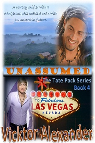 Unassumed (Tate Pack, #4)
