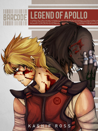 Barcode: The Legend of Apollo (Barcode, #1)