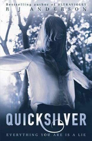 Cover of QUICKSILVER by R.J. Anderson