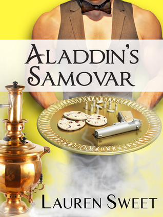 Aladdin's Samovar Book Cover
