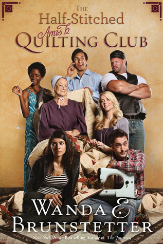 The Half-Stitched Quliting Club
