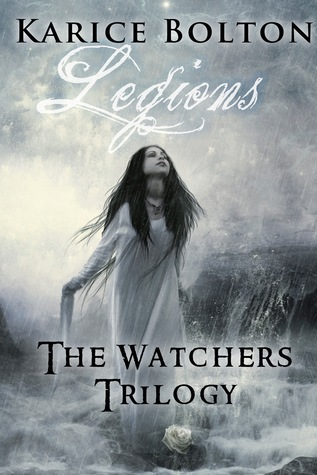 Legions (The Watchers Trilogy, #2)