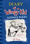 Diary of a Wimpy Kid: Rodrick Rules (Diary of a Wimpy Kid, #2)