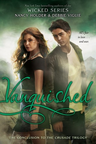 Vanquished (Crusade, #3)