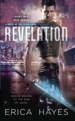Review: Revelation by Erica Hayes