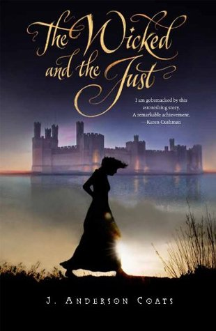 Book cover for The Wicked and the Just by J. Anderson Coats