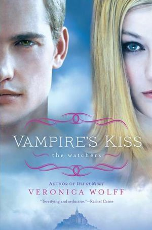 Early Review: Vampire's Kiss by Veronica Wolff