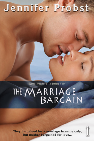 Post Thumbnail of Dual Review: The Marriage Bargain by Jennifer Probst