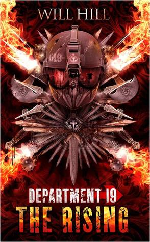 The Rising (Department 19, #2)