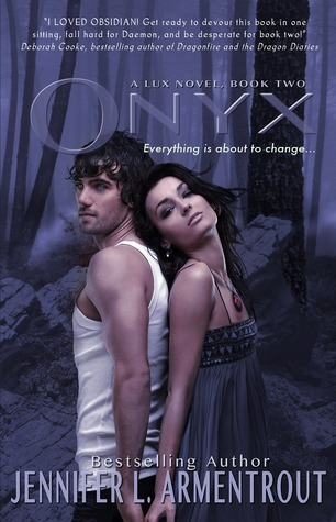 5 stars for Onyx (Lux Novel #2) by Jennifer L. Armentrout