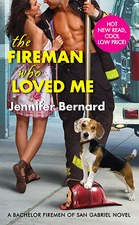 Post Thumbnail of Review: The Fireman Who Loved Me by Jennifer Bernard
