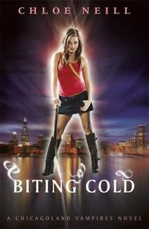 Biting Cold: A Chicagoland Vampires Novel