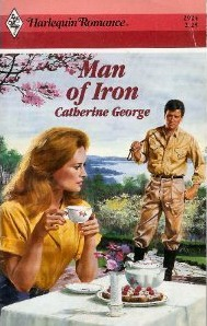 Man Of Iron (Harlequin Romance 2924)