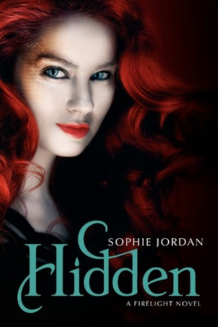 Hidden (Firelight, #3)