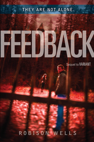 Feedback by Robison Wells (2012)